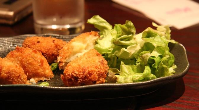 Potatis crocette