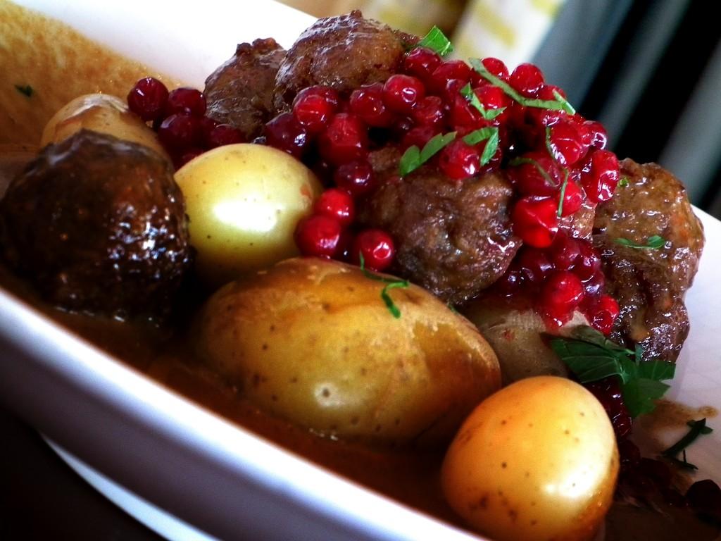 svensk mat