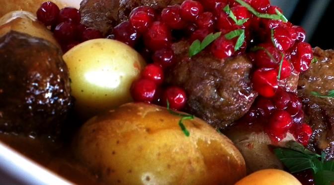 Svensk mat – det svenska köket