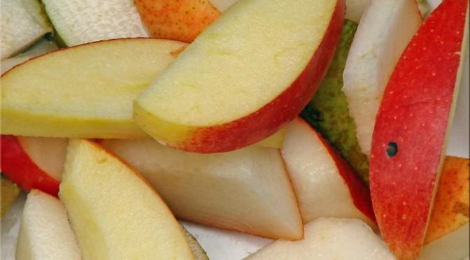 Vitaminer i olika maträtter