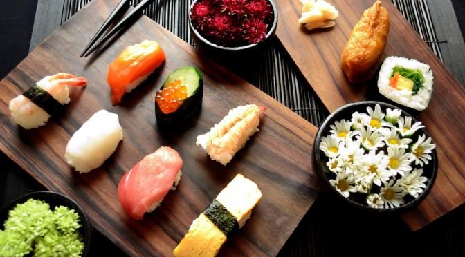 Sushi i Malmö